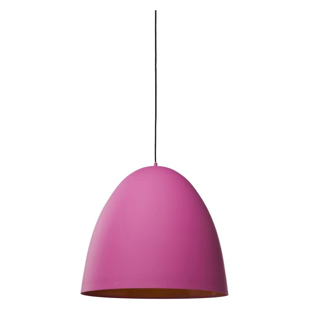Růžové závěsné svítidlo Kare Design Happy Day