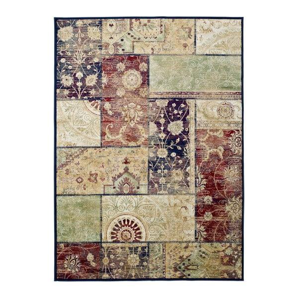 Belga Squares viszkóz szőnyeg, 140 x 200 cm - Universal