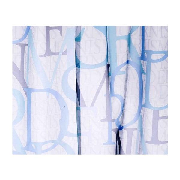 Závěs Casablanca Blue, 140x255 cm