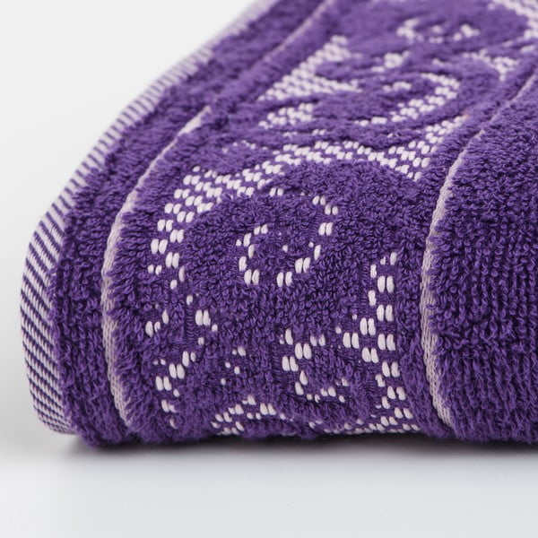 Ručník Inspiro Purple, 70x140 cm
