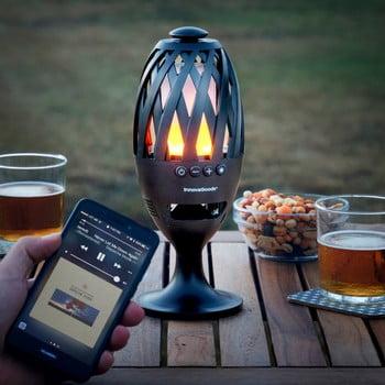 Felinar cu LED și difuzor prin Bluetooth InnovaGoods imagine
