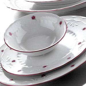 24dílná sada porcelánového nádobí Kutahya Pargulo