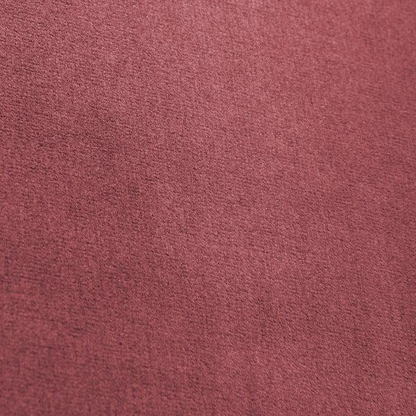 Canapea 3 locuri Vivonita Chesterfield, roșu