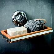 Bambusová nástěnná miska na mýdlo Compactor Spa