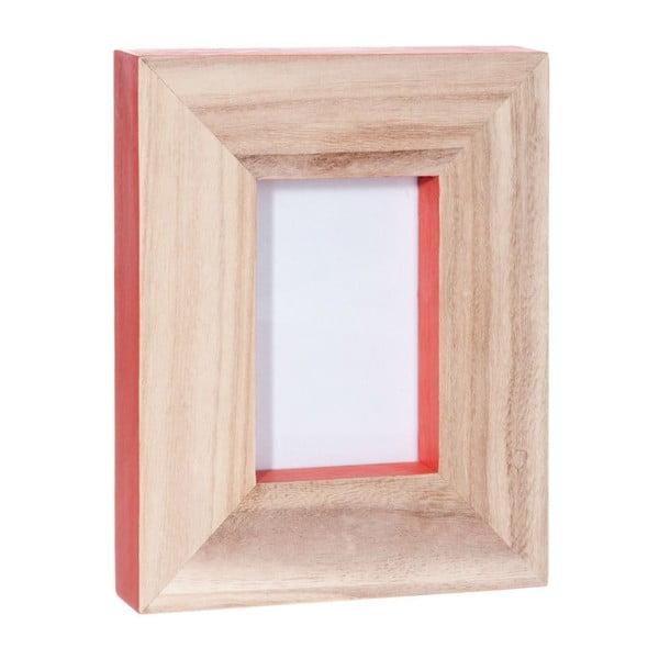 Fotorámeček Coral Wood, 20x25x4 cm