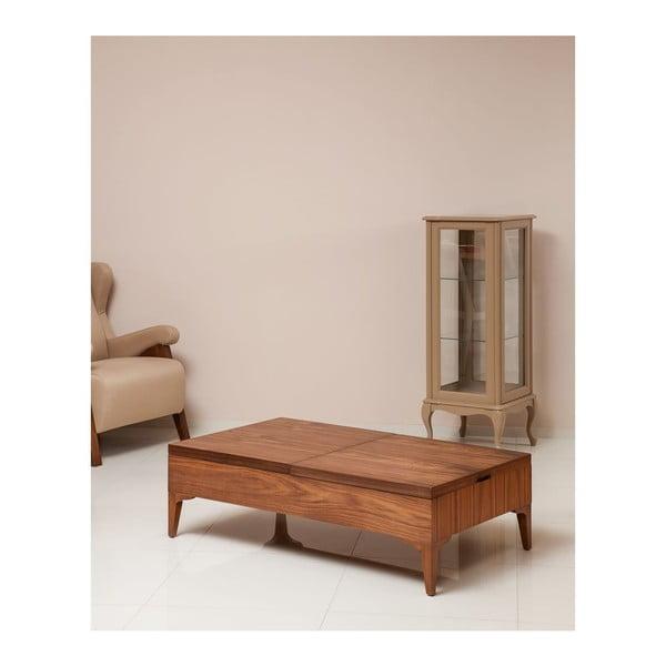 Konferenční stolek Sempati Walnut