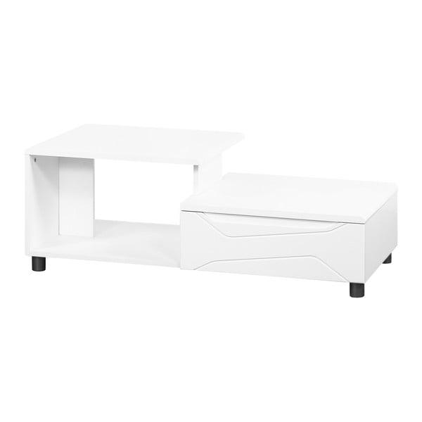 Bílý konferenční stolek Artemob Newport