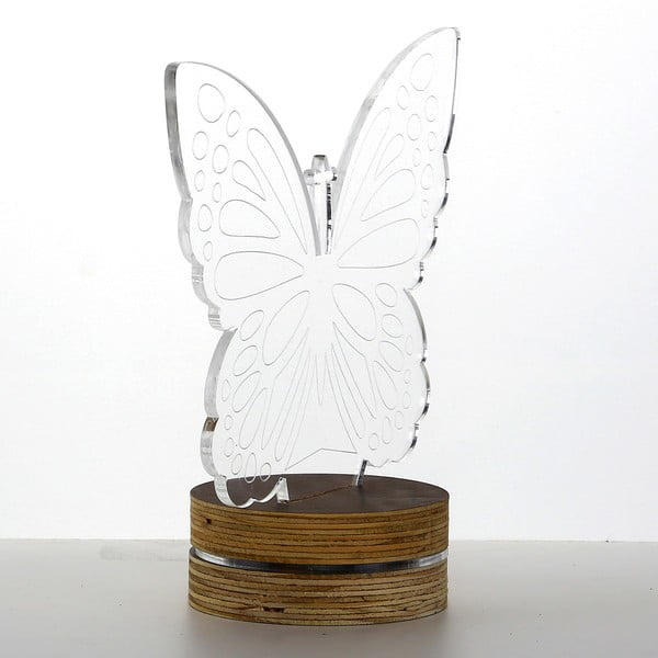 3D stolní lampa Butterfly