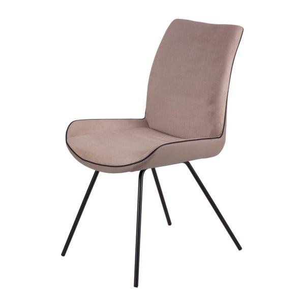Sada 2 béžových židlí sømcasa Norma