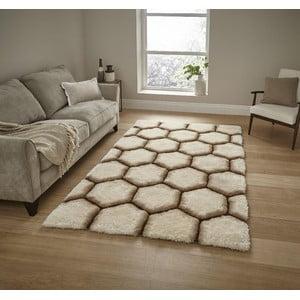 Krémový koberec Think Rugs Noble House, 150x230cm