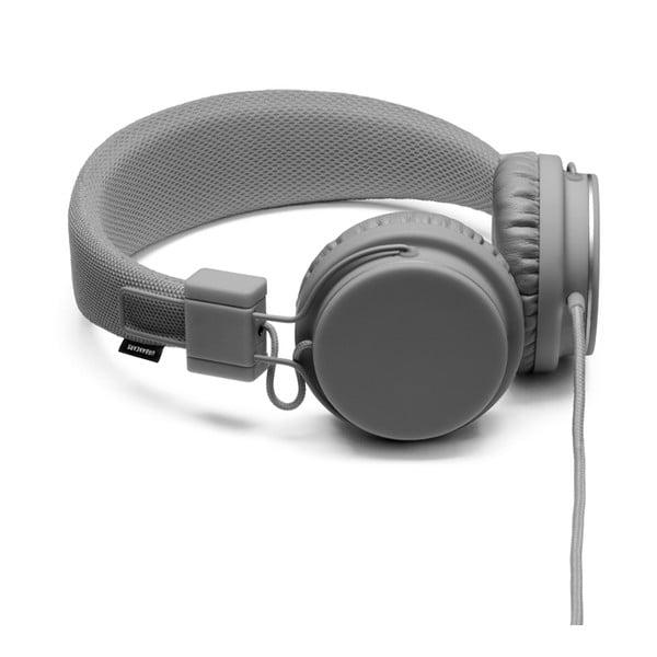 Sluchátka Plattan Dark Grey + sluchátka Medis Grape ZDARMA