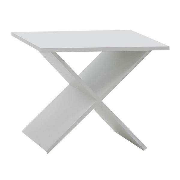Bílý příruční stolek 13Casa Phillip