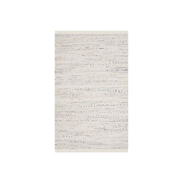 Bílý koberec Safavieh Elena, 121 x 182cm