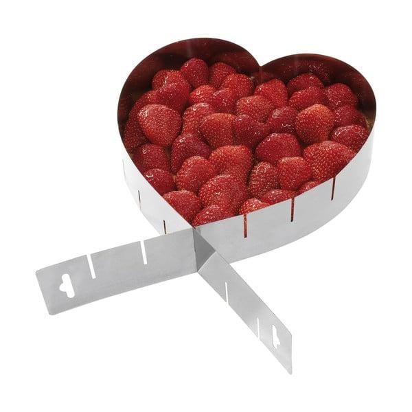 Nastavitelná forma na dort Westmark Heart