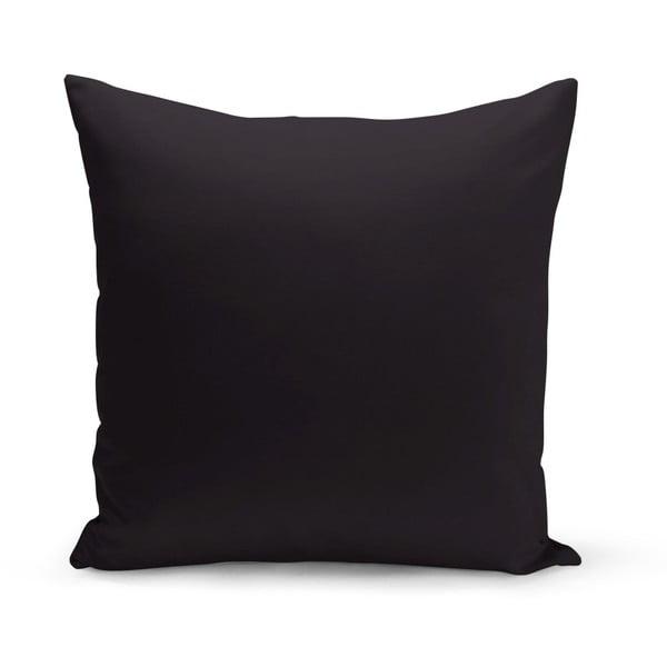 Simplo fekete díszpárna, 43 x 43 cm - Kate Louise