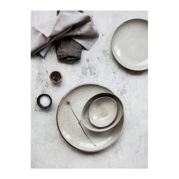 farfurie din ceramică House Doctor, ø 27 cm, bej