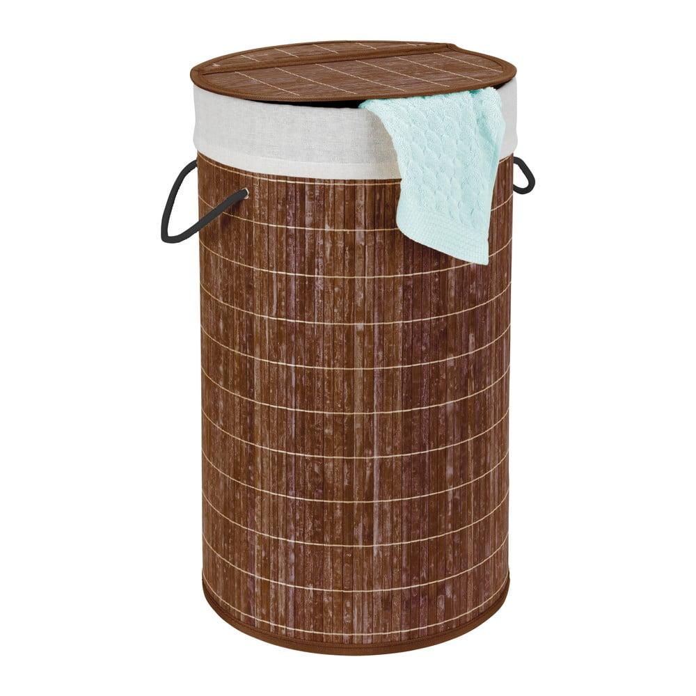 Bambusový koš na prádlo Wenko Darina, 55 l