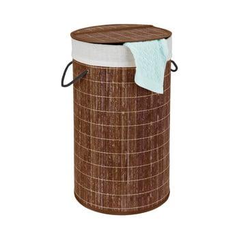 Coș din bambus pentru rufe Darina imagine
