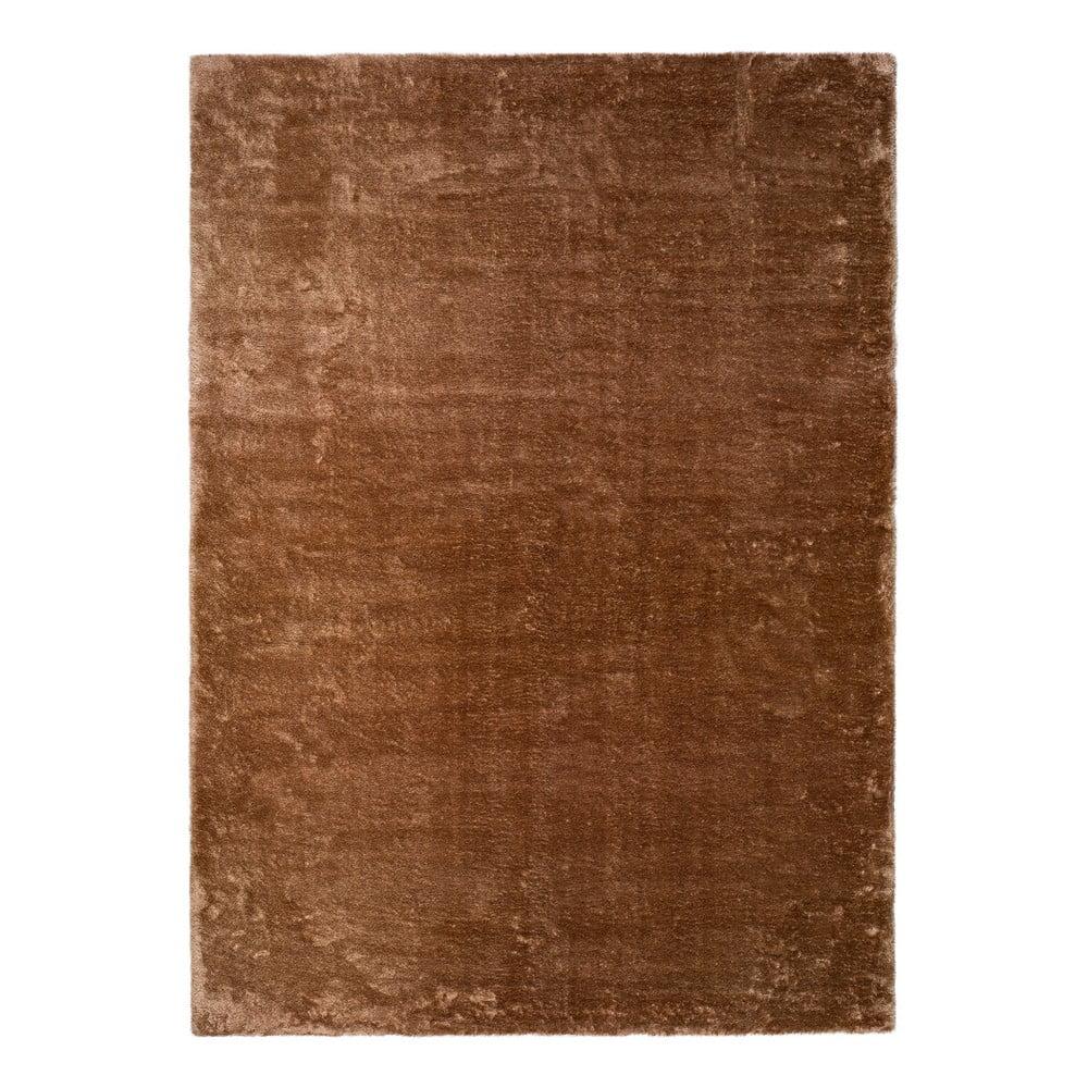 Hnědý koberec Universal Unic, 65 x 120 cm