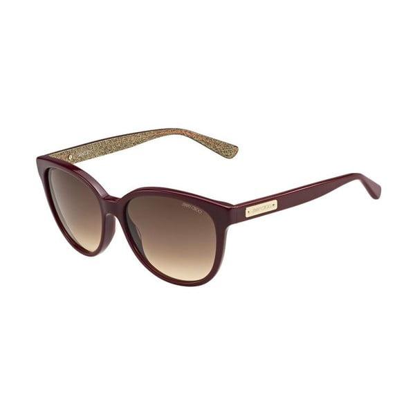 Sluneční brýle Jimmy Choo Lucia Glitter/Brown