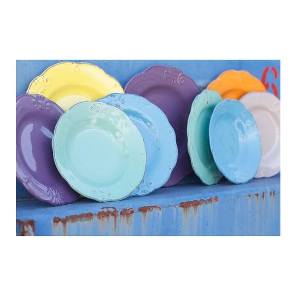 Set 18 vase din ceramică Villa d'Este Duchessa, multicolor