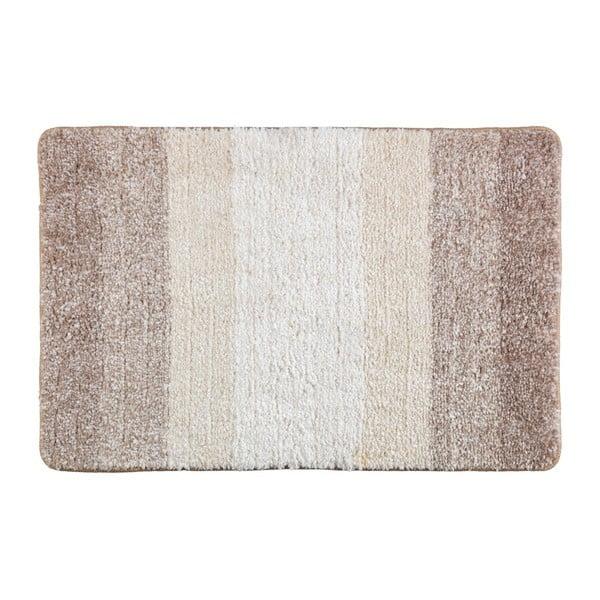 Luso bézs fürdőszobai kilépő, 60 x 90 cm - Wenko