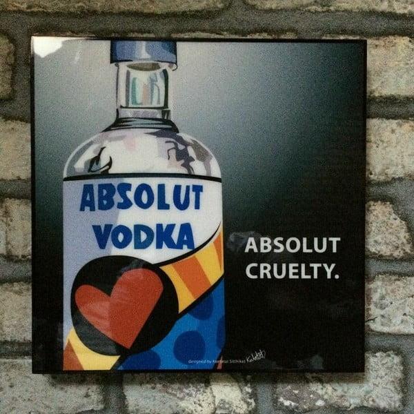 Obraz Absolute Vodka