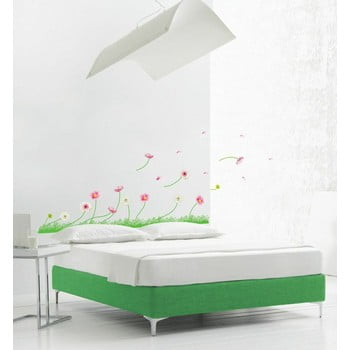 Autocolant Fanastick Colored Gerbera and Grass de la Ambiance