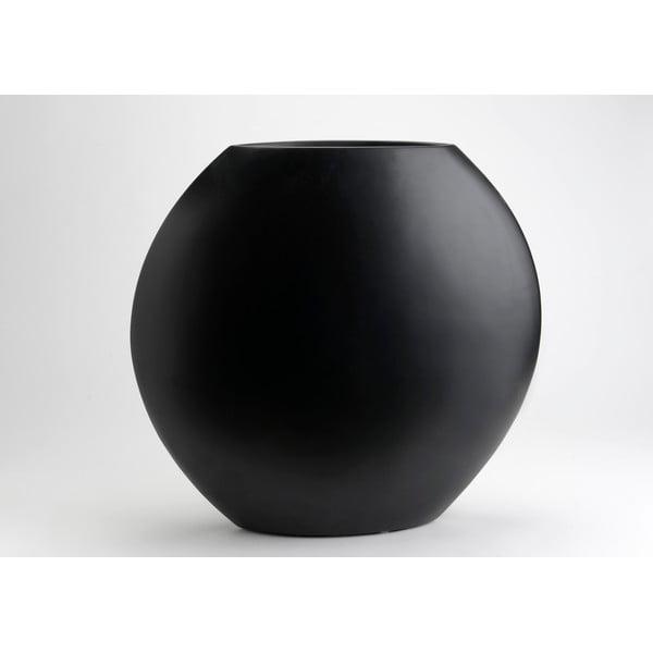 Váza Mat Black Vase