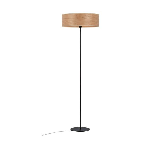 Stojací svítidlo s objímkou ze dřeva třešně Sotto Luce TSURI XL