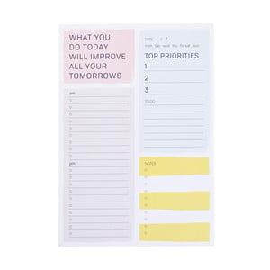 Denní plánovač Busy B List Pad