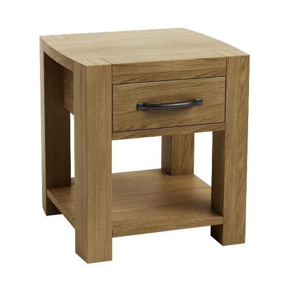 Noční stolek z dubového dřeva Fornestas Goliath