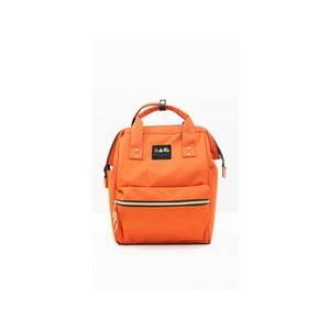 Oranžový dámský batoh Mori Italian Factory Cansa