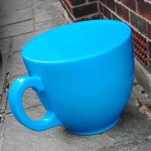 Židle Tea Cup, modrá