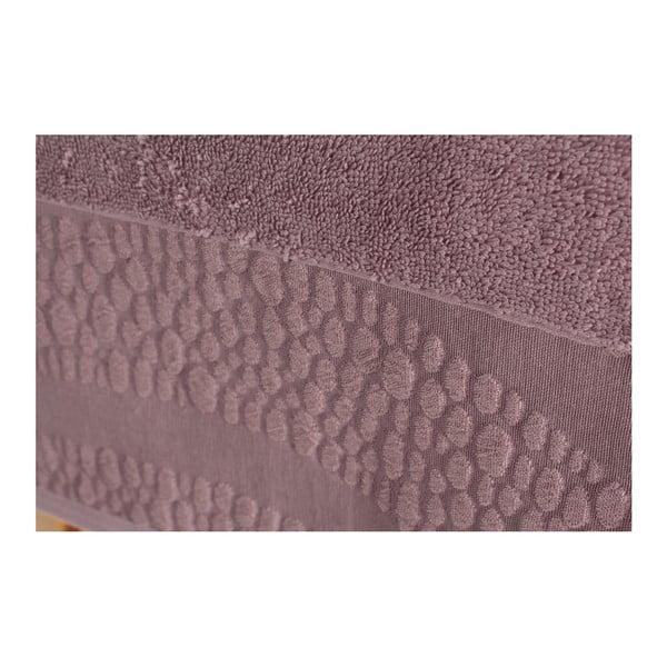 Sada 2 osušek Balon Purple, 90x150 cm