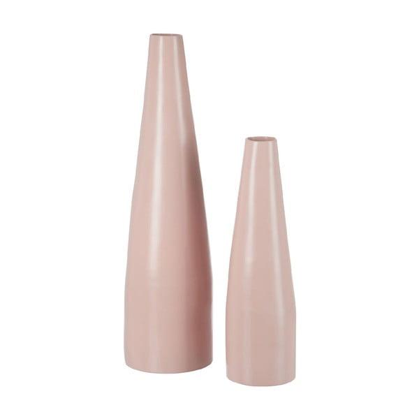 Babusová váza Bamboo Pink, 62 cm