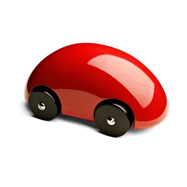 Dřevěné autíčko Streamliner Red