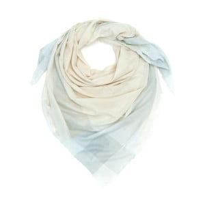 Krémový šátek Art of Polo Suzan