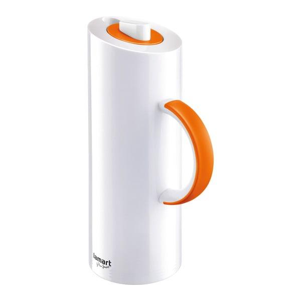 Termoska Xtra1 litr, oranžová