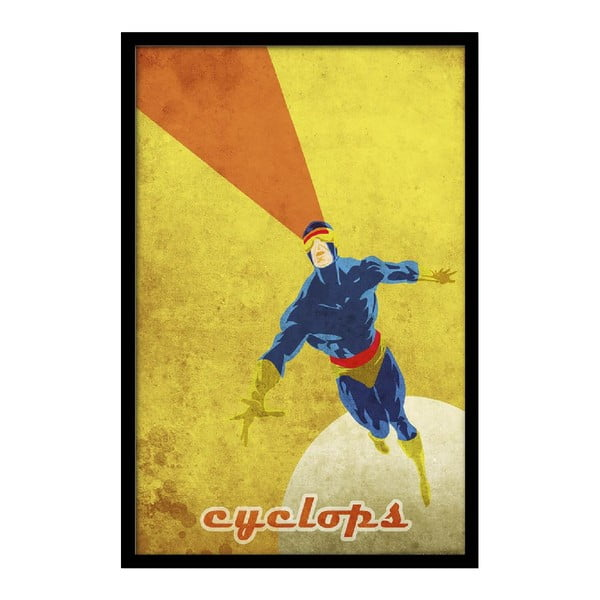 Plakát Cyclops, 35x30 cm