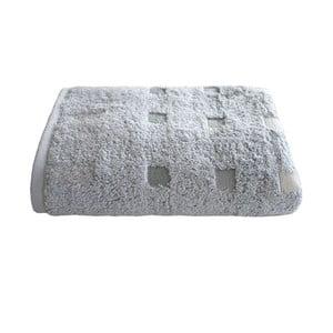 Ručník Quatro Silver, 50x100 cm