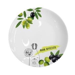 Porcelánový talíř PPD Buon Appetito, ⌀27cm