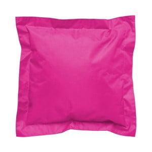 Růžový venkovní polštářek Sunvibes, 65 x 65 cm