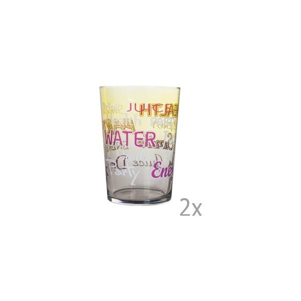 Sada 2 sklenic Mezzo Pandajo, 32 ml