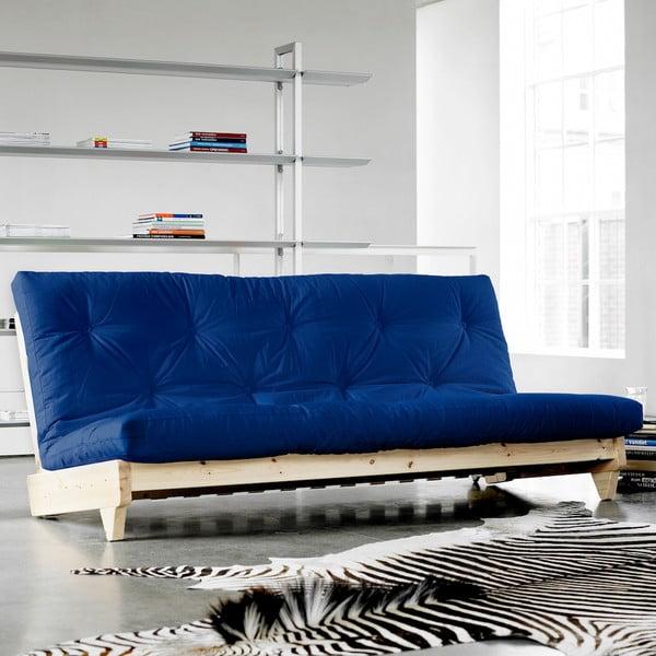 Canapea extensibilă Karup Fresh Natural/Royal