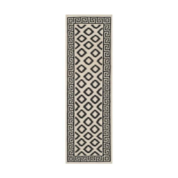 Vlněný koberec Safavieh Madison, 243 x 76 cm