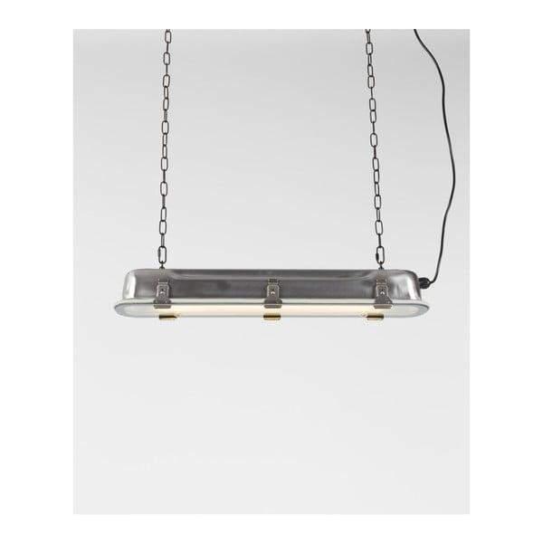 Stropní svítidlo ve stříbrné barvě Zuiver Prime GTA L
