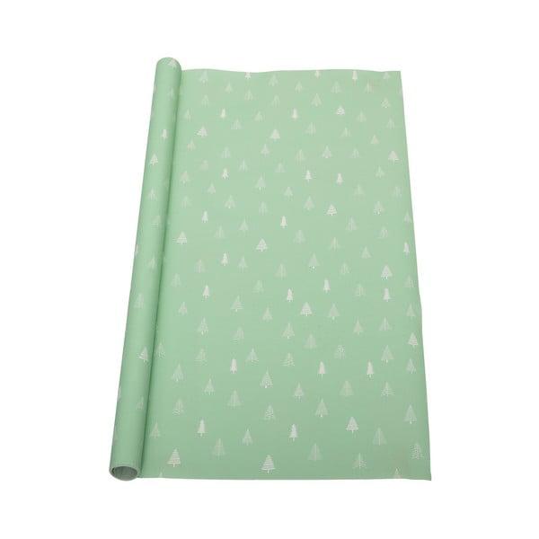 Zielony papier prezentowy Bloomingville Gift, dł. 1,4 m