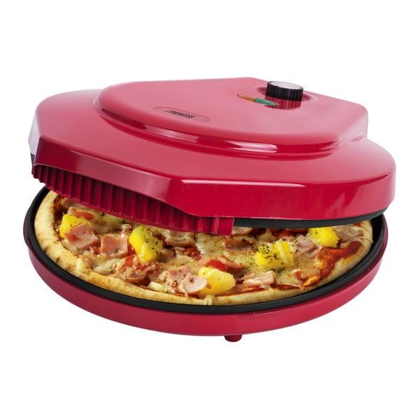 Czerwony piecyk do przyrządzenia do pizzy Princess, moc 1450W