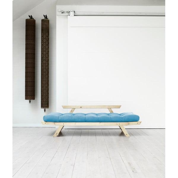 Pohovka Karup Bebop Natural/Horizon Blue